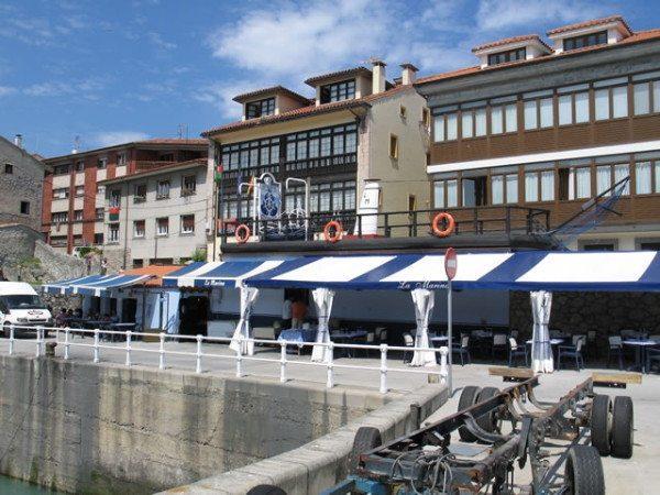 Restaurantes gu a turismo asturias - Marisquerias en asturias ...