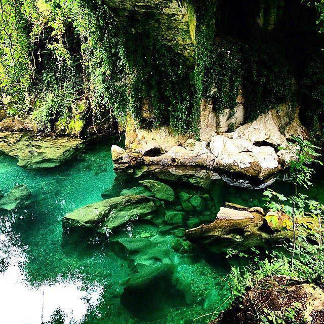 Ruta del cares aguas de color turquesa entre rom nticas - Marisquerias en asturias ...