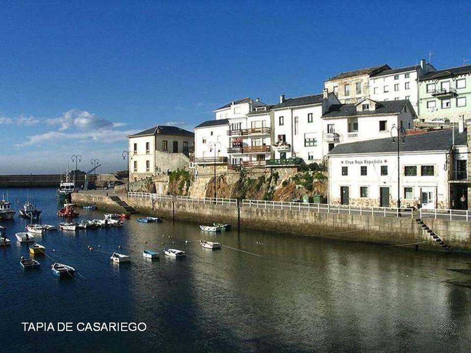 Tapia de casariego un enclave con mucho ambiente - Marisquerias en asturias ...