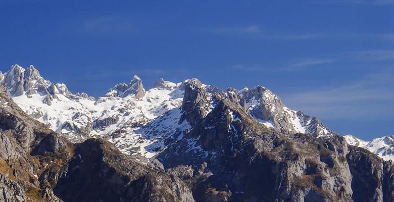 Picos de europa desde mirador de amieva gu a turismo - Marisquerias en asturias ...