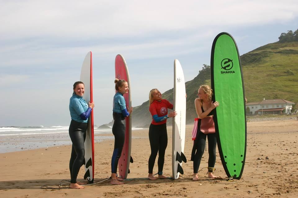 Llanes surf 12 gu a turismo asturias - Marisquerias en asturias ...