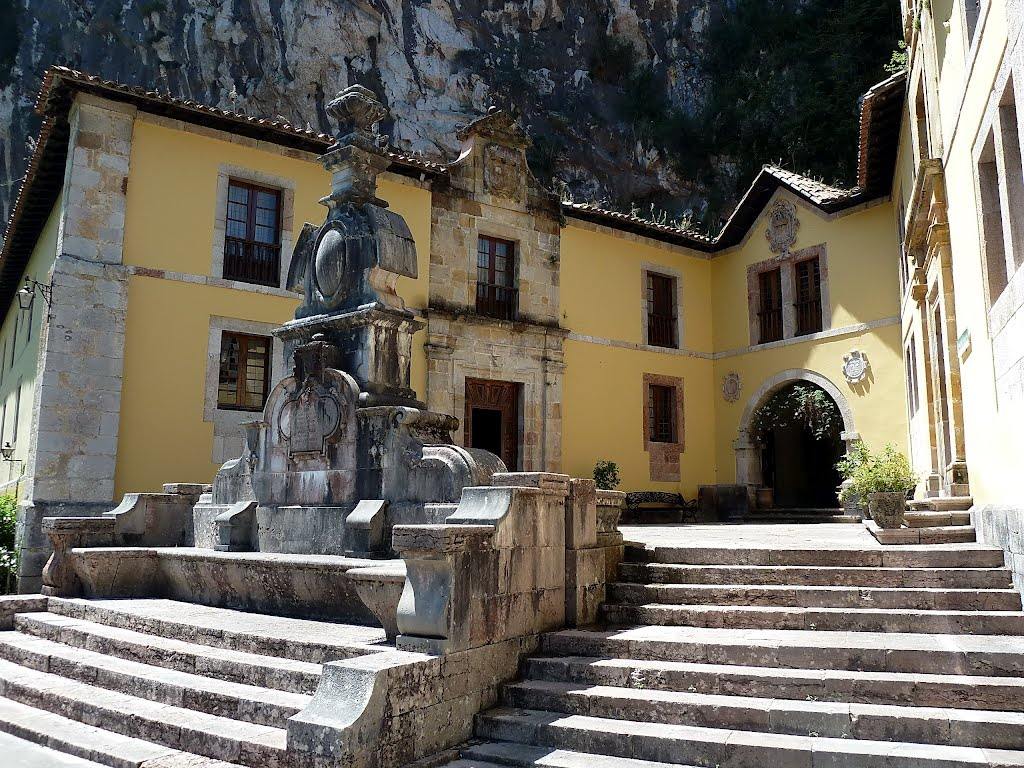 Casa de espiritualidad de Covadonga