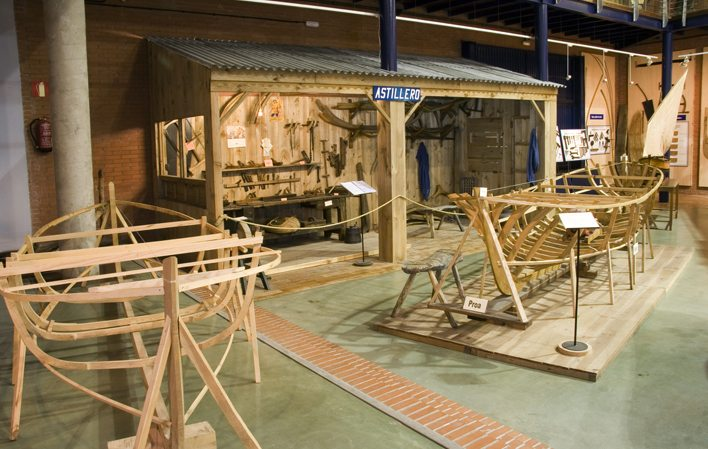 Museomaritimo2 gu a turismo asturias - Marisquerias en asturias ...