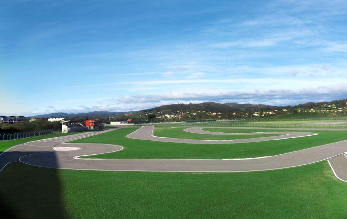 Circuito Fernando Alonso Oviedo : Todo sobre el nuevo museo de fernando alonso