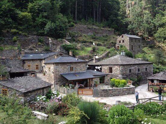 As veigas vista general 1 gu a turismo asturias - Marisquerias en asturias ...