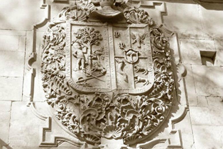 Resultado de imagen de Escudo del Palacio Mon, Oscos